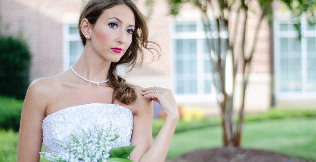 Bridal shoot with Jonathan Clark Photography