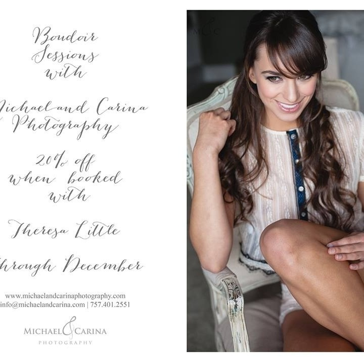 Boudoir by Michael and Carina Photography