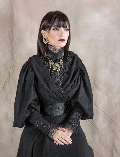 Nashville Makeup Artist: Vintage 1910 dress