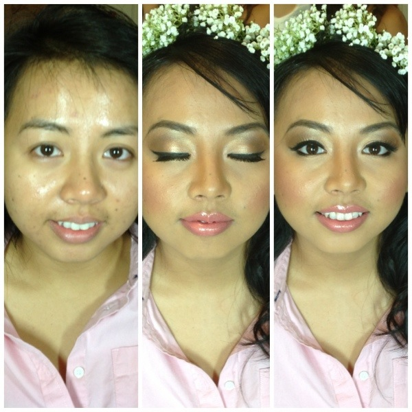 Nashville, Tennessee Makeup Artist: Engagement Ceremony